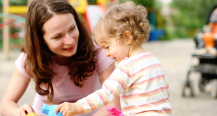 Find childcare that fits with your schedule.